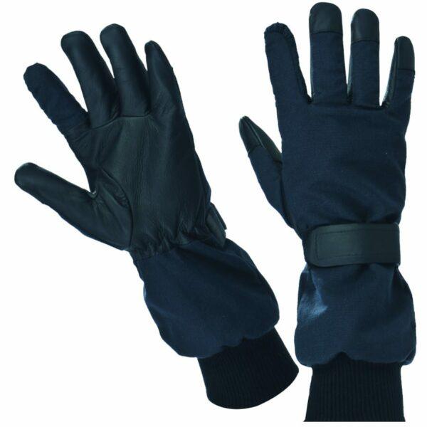 510000 gants TARGET bleus