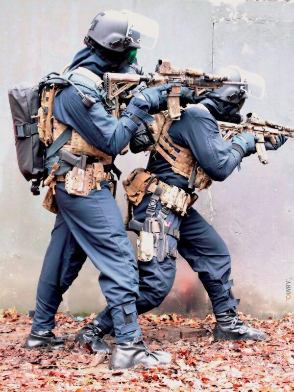 TFI_Tenue Forces d'Intervention NRBC_Forces Speciales