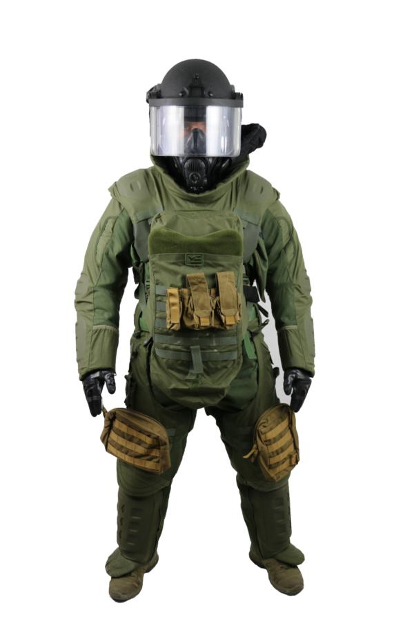 FM53 - EOD Specialist - Law Enforcement Helmet