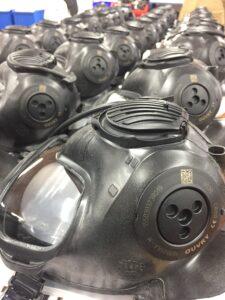 Production masques OC50